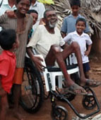 Wheelchair Mission